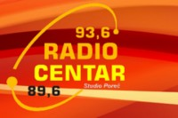 Radio Centar Studio Poreč uživo