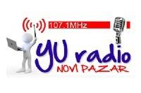 Yu Radio Novi Pazar logo
