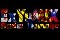 ExYuMix Radio logo