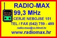 Radio Max logo