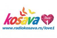Košava Love 1 Radio logo