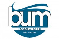 Radio Bum 018 logo