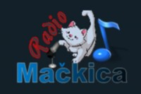 Radio Mačkica logo