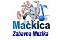 Radio Mackica Zabavna logo