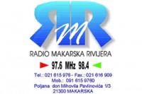 Radio Makarska Rivijera logo