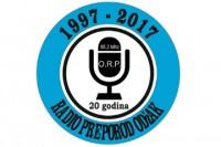 Radio Preporod logo