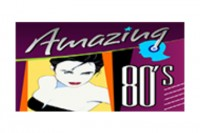 Radio Amazing 80's logo
