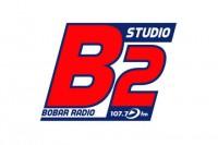 Bobar Radio Studio B2 logo