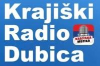 Krajiški Radio Dubica logo