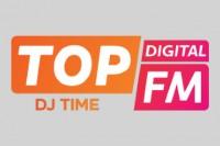 Top FM Dj Time logo