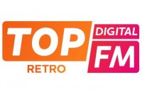 TOP FM Retro Club logo