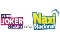 Naxi Joker Radio logo