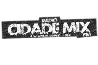 Radio Cidade Mix logo